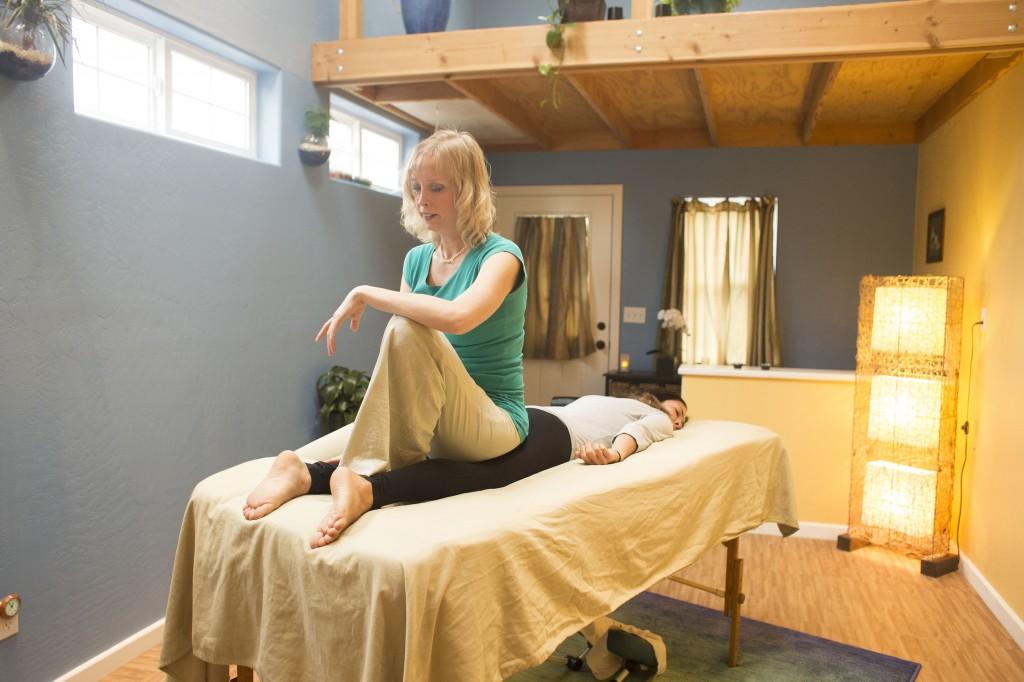 Free Mom Massage